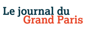 Logo Journal du Grand Paris